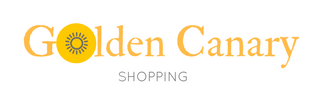 Golden Canary Shopping Retina Logo